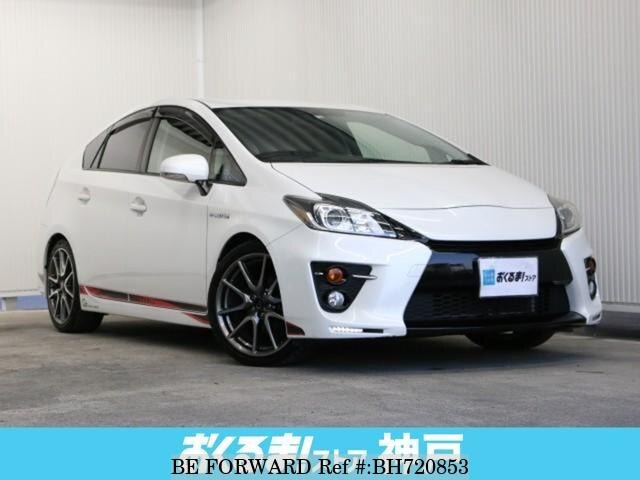 Used 2014 TOYOTA PRIUS BH720853 for Sale