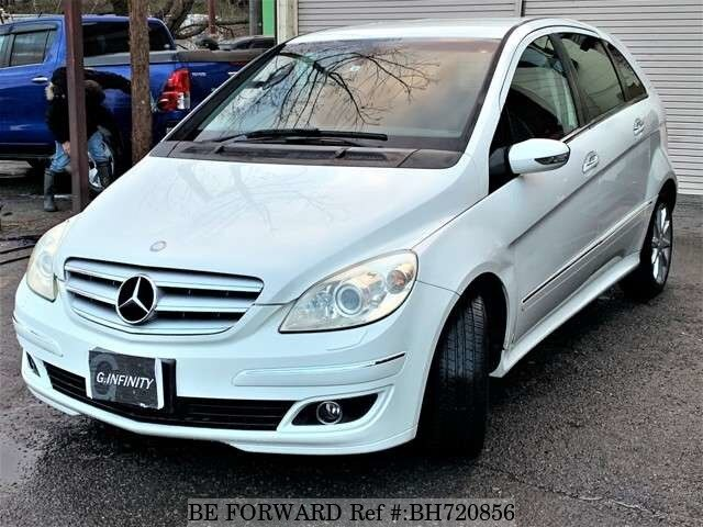 Used 2008 MERCEDES-BENZ B-CLASS BH720856 for Sale