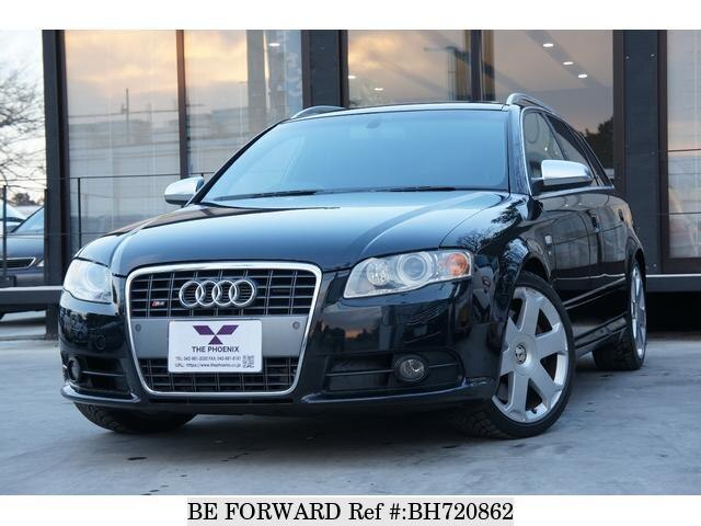 Used 2006 AUDI S4 BH720862 for Sale