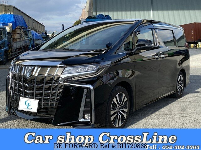 Used 2019 TOYOTA ALPHARD BH720868 for Sale