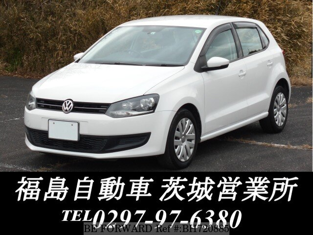 Used 2013 VOLKSWAGEN POLO BH720885 for Sale