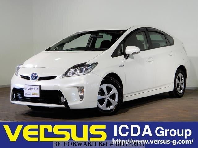 Used 2013 TOYOTA PRIUS BH720937 for Sale