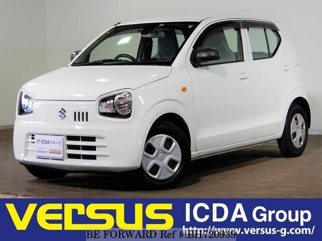 Used 2015 SUZUKI ALTO BH720939 for Sale