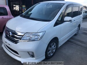 Used 2012 NISSAN SERENA BH720951 for Sale