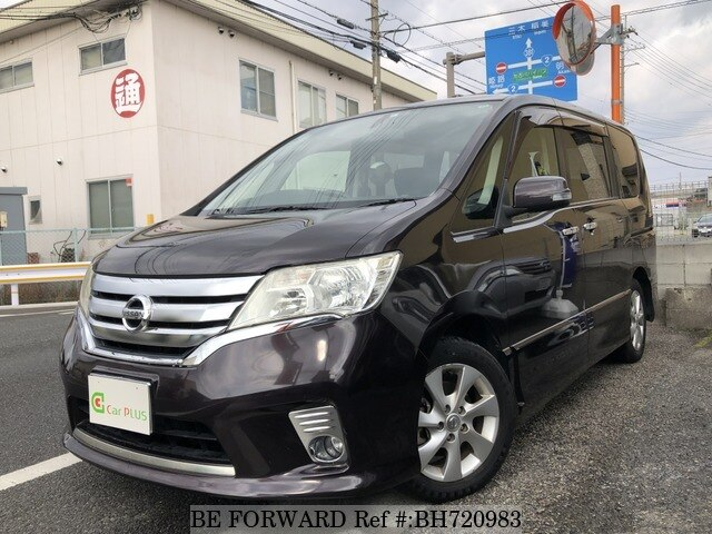 Used 2011 NISSAN SERENA BH720983 for Sale