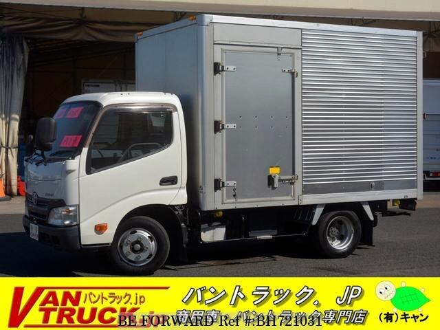 Used 2015 TOYOTA DYNA TRUCK BH721031 for Sale