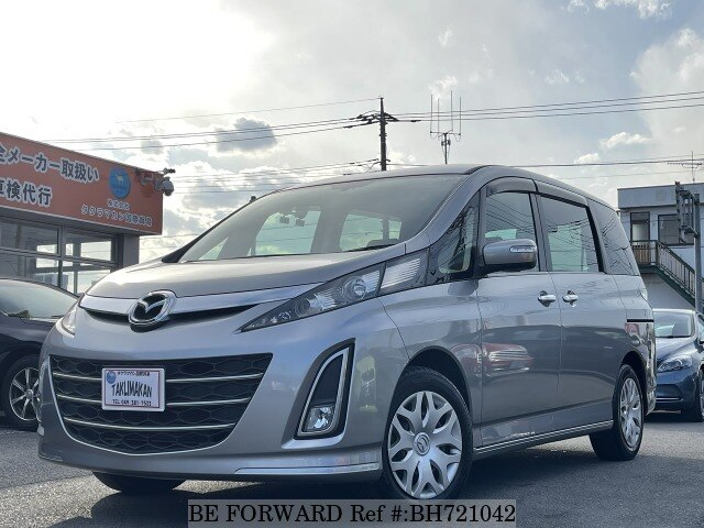 Used 2012 MAZDA BIANTE BH721042 for Sale