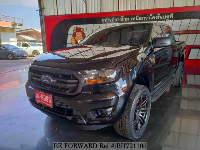 Used 2020 FORD RANGER BH721105 for Sale
