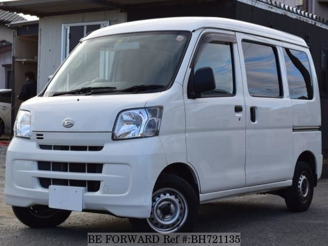 Used 2014 DAIHATSU HIJET CARGO BH721135 for Sale