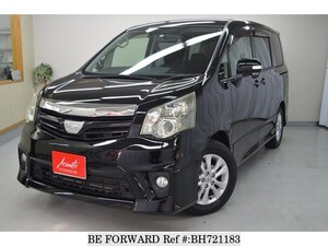 Used 2010 TOYOTA NOAH BH721183 for Sale