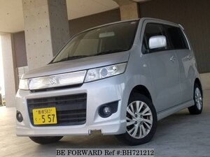 Used 2010 SUZUKI WAGON R BH721212 for Sale