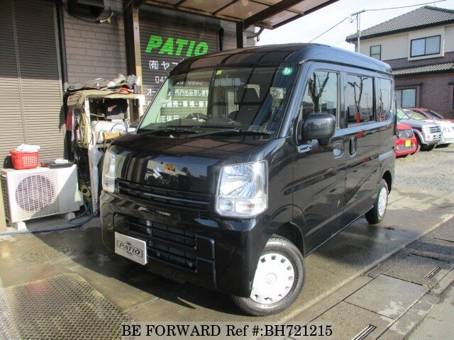 Used 2017 SUZUKI EVERY BH721215 for Sale