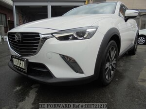 Used 2015 MAZDA CX-3 BH721219 for Sale