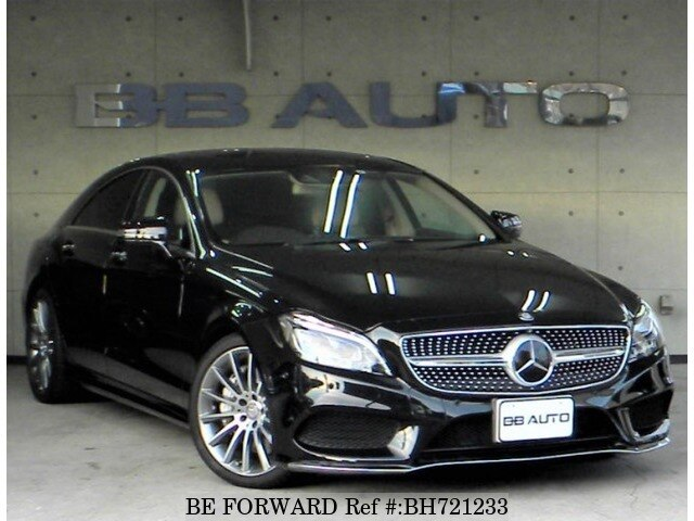 Used 2015 MERCEDES-BENZ CLS-CLASS BH721233 for Sale