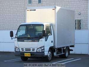 Used 2006 ISUZU ELF TRUCK BH721247 for Sale