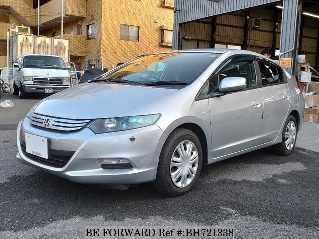 Used 2009 HONDA INSIGHT BH721338 for Sale
