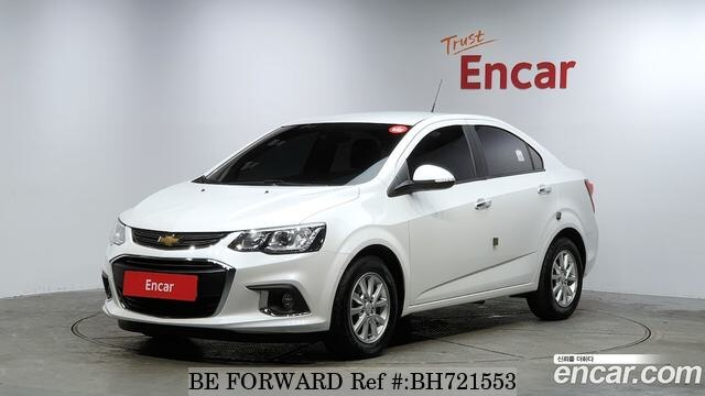 Used 2019 CHEVROLET AVEO BH721553 for Sale