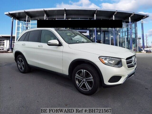 Used 2016 MERCEDES-BENZ GLC-CLASS BH721567 for Sale