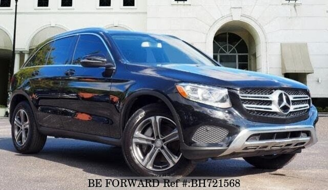 Used 2016 MERCEDES-BENZ GLC-CLASS BH721568 for Sale