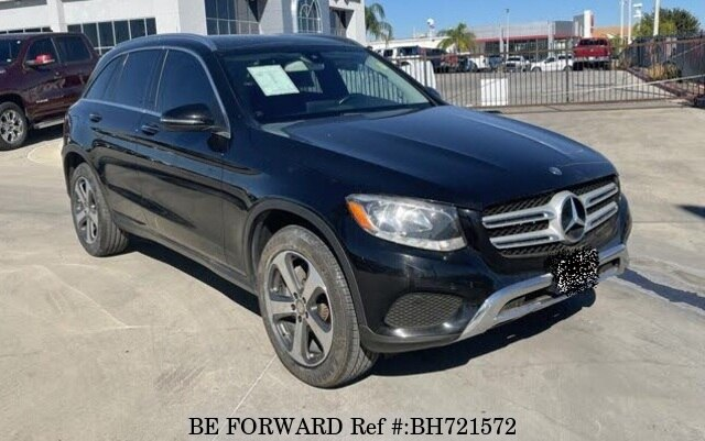 Used 2016 MERCEDES-BENZ GLC-CLASS BH721572 for Sale