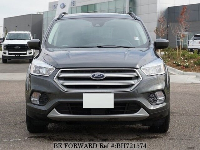 Used 2018 FORD ESCAPE BH721574 for Sale
