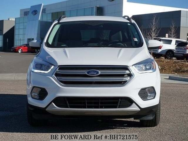 Used 2017 FORD ESCAPE BH721575 for Sale