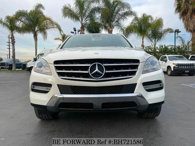 Used 2012 MERCEDES-BENZ M-CLASS BH721586 for Sale