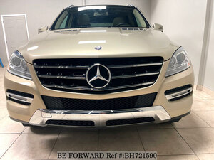 Used 2012 MERCEDES-BENZ M-CLASS BH721590 for Sale