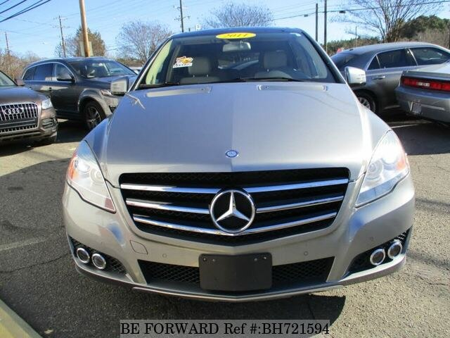 Used 2011 MERCEDES-BENZ R-CLASS BH721594 for Sale