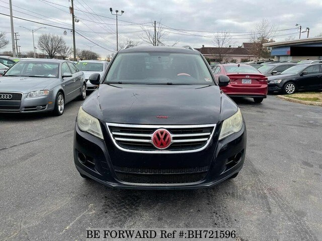 Used 2011 VOLKSWAGEN TOUAREG BH721596 for Sale