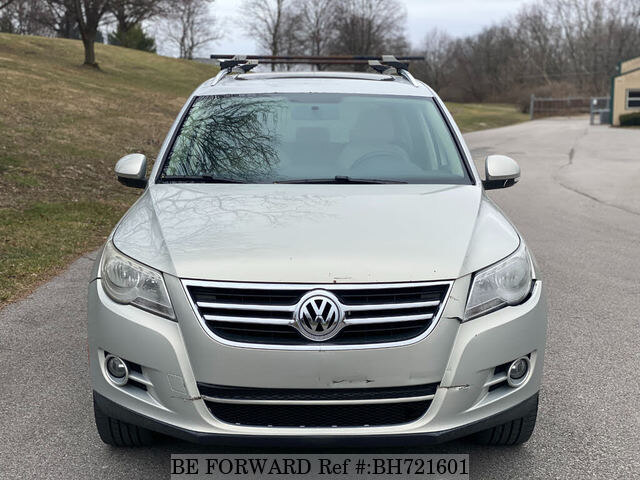 Used 2010 VOLKSWAGEN TIGUAN BH721601 for Sale
