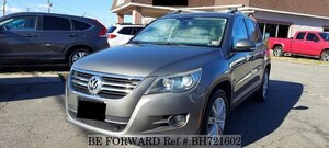 Used 2010 VOLKSWAGEN TIGUAN BH721602 for Sale