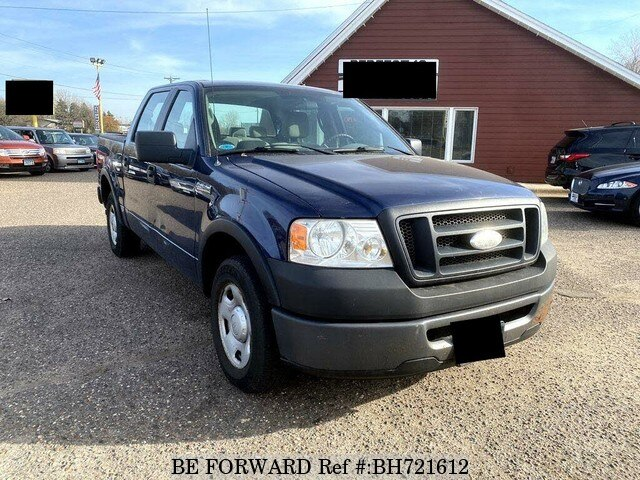 Used 2008 FORD F150 BH721612 for Sale