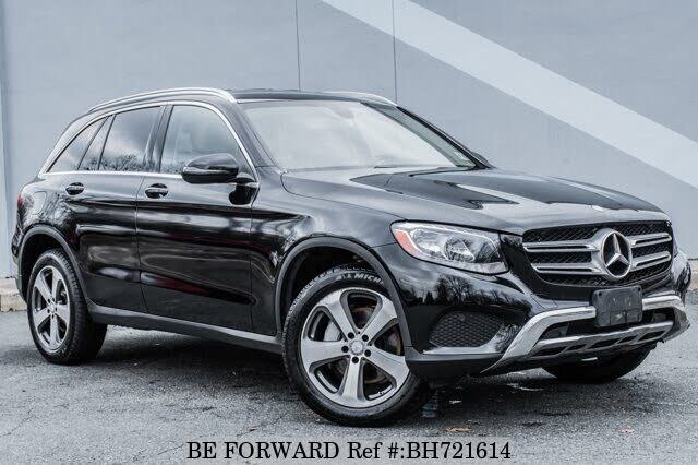 Used 2017 MERCEDES-BENZ GLC-CLASS BH721614 for Sale