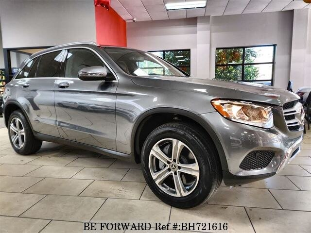 Used 2018 MERCEDES-BENZ GLC-CLASS BH721616 for Sale