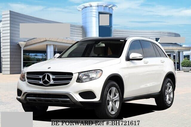 Used 2018 MERCEDES-BENZ GLC-CLASS BH721617 for Sale