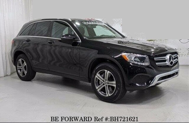 Used 2018 MERCEDES-BENZ GLC-CLASS BH721621 for Sale