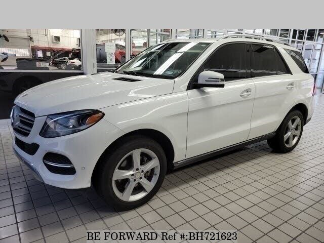 Used 2016 MERCEDES-BENZ GLE-CLASS BH721623 for Sale