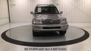 Used 2004 TOYOTA LAND CRUISER BH721631 for Sale