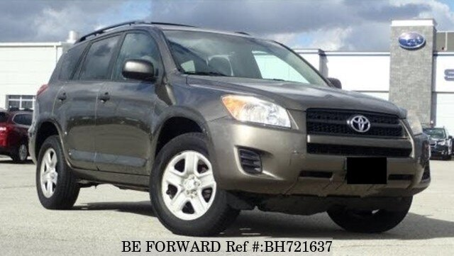 Used 2010 TOYOTA RAV4 BH721637 for Sale