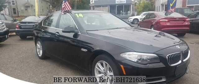 Used 2014 BMW 5 SERIES BH721638 for Sale