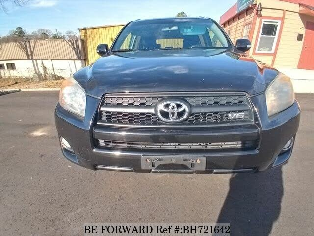 Used 2010 TOYOTA RAV4 BH721642 for Sale