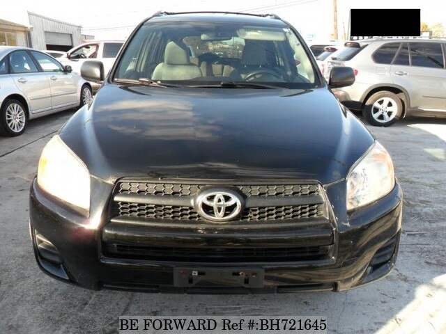 Used 2010 TOYOTA RAV4 BH721645 for Sale