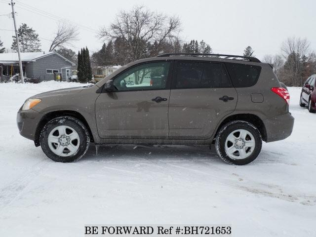 Used 2010 TOYOTA RAV4 BH721653 for Sale
