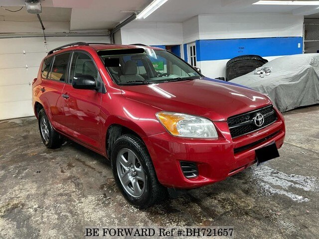 Used 2011 TOYOTA RAV4 BH721657 for Sale