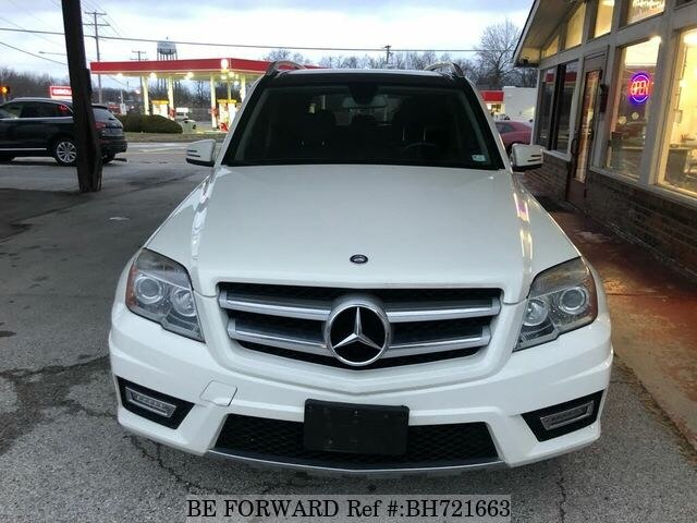 Used 2011 MERCEDES-BENZ GLK-CLASS BH721663 for Sale