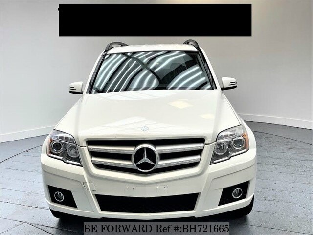 Used 2010 MERCEDES-BENZ GLK-CLASS BH721665 for Sale