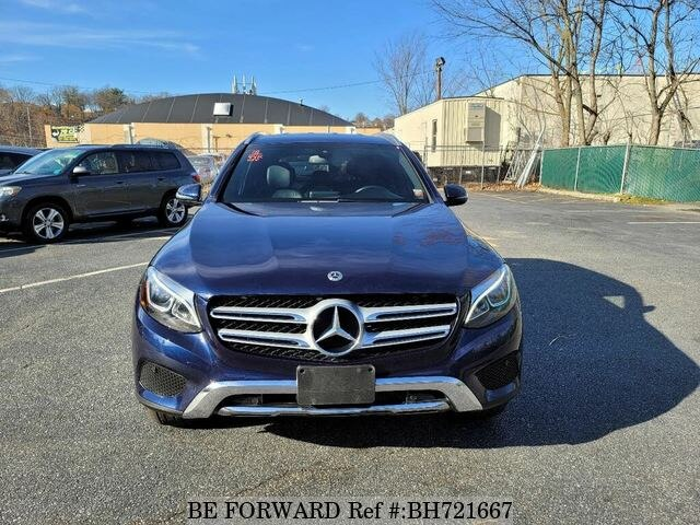Used 2018 MERCEDES-BENZ GLC-CLASS BH721667 for Sale