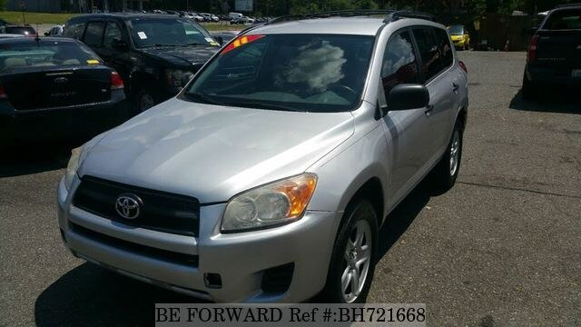 Used 2011 TOYOTA RAV4 BH721668 for Sale