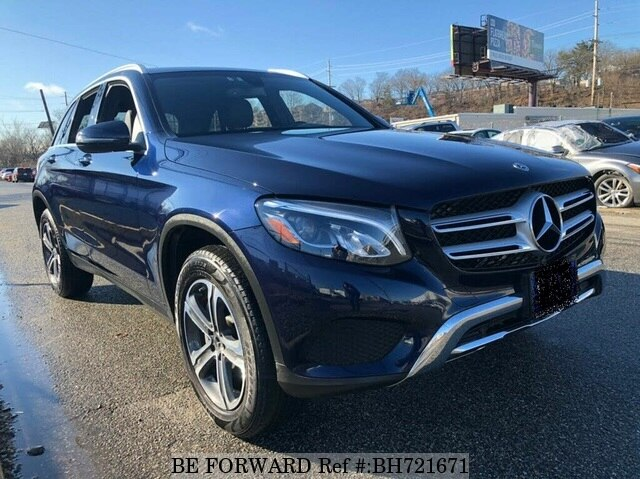 Used 2018 MERCEDES-BENZ GLC-CLASS BH721671 for Sale